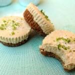 Key Lime Coconut Raw Vegan Cheesecake Cups