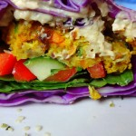 Low Fat Vegan Falafel Recipe