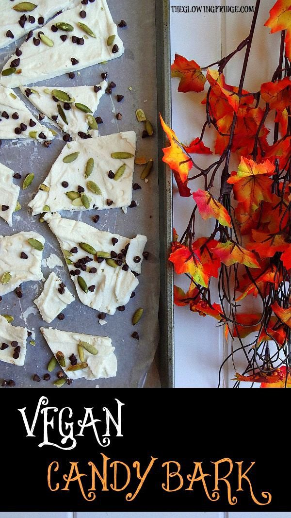 Vegan Candy Bark
