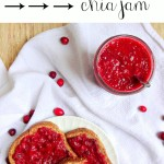 Cranberry Raisin Chia Seed Jam