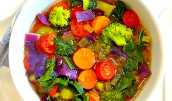 Cleansing Detox Soup