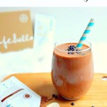 {A Health Journey} and a Mint Chocolate Chip Frosty