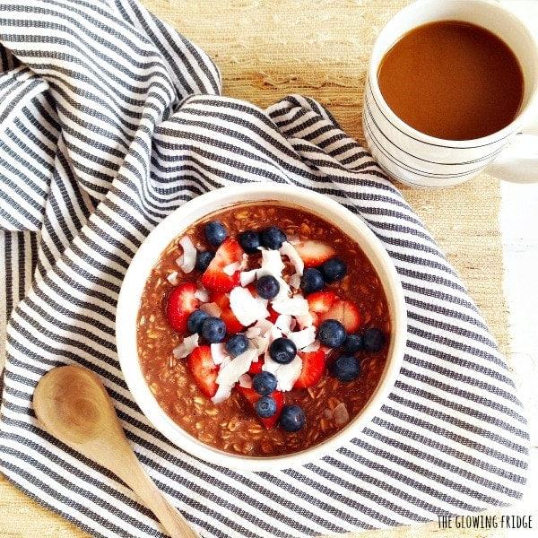 Superfood Oats: Made Three Ways - oats with added super foods will leave you feeling balanced, energized and ready to take on the day!