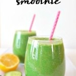 Bikini Ready Green Detox Smoothie