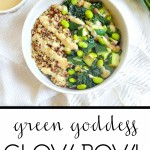 Green Goddess Glow Bowl