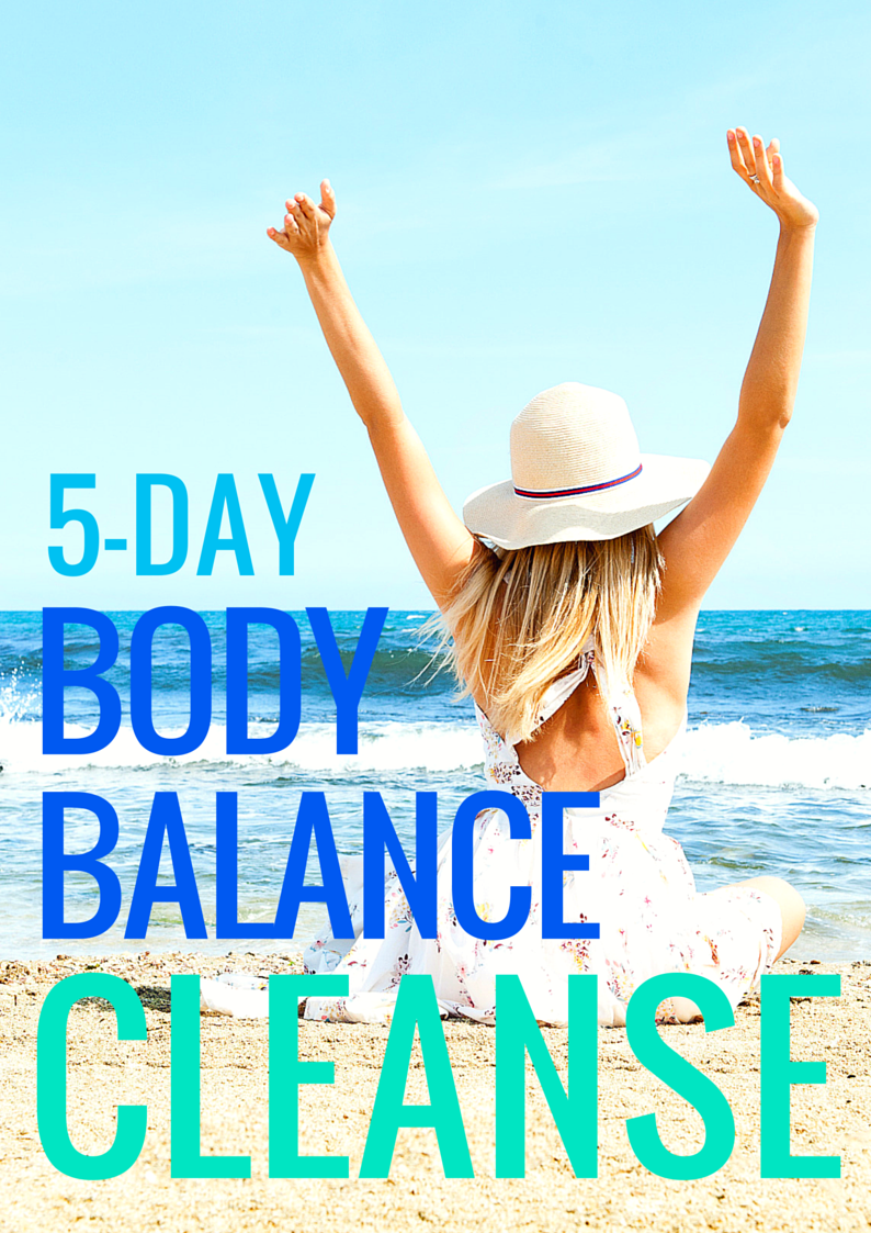 5 Day Body Balance Cleanse - Cleansing doesn't have to be restrictive to be effective. This 5-Day 'Body Balance Cleanse' is nourishing, delicious and satisfying, and won't leave you starving for essential nutrients. It's plant based, vibrant and will bring you to balanced bliss!