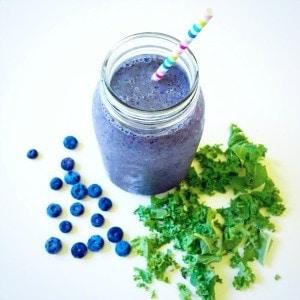 Blueberry Balance Smoothie resized