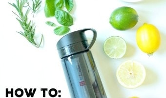 How To: Infuse Your Water