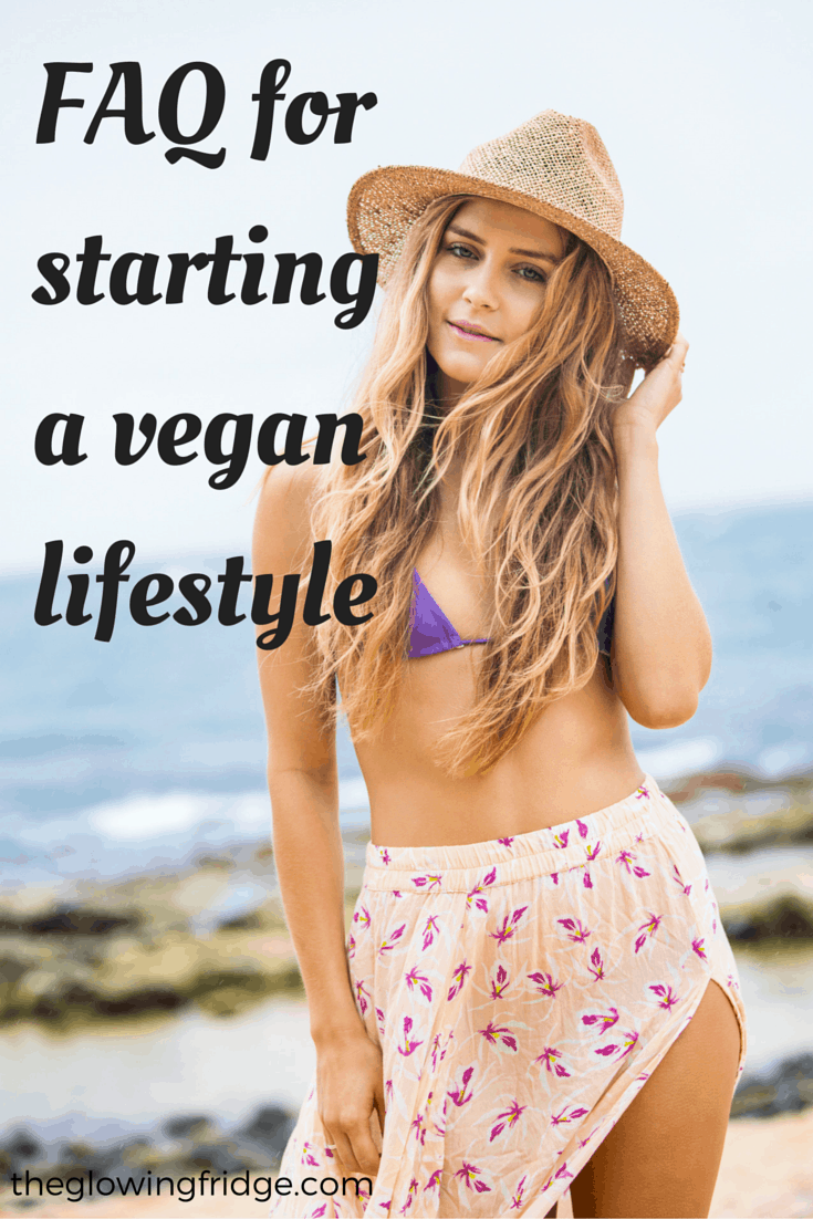 FAQ: Vegan Lifestyle