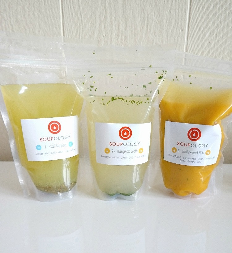 Soupology Soup Cleanse