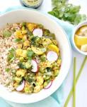 Easy Vegan Coconut Curry