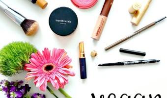 My Cruelty Free & Vegan Makeup Essentials
