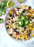 Fiesta Lime & Black Bean Rice