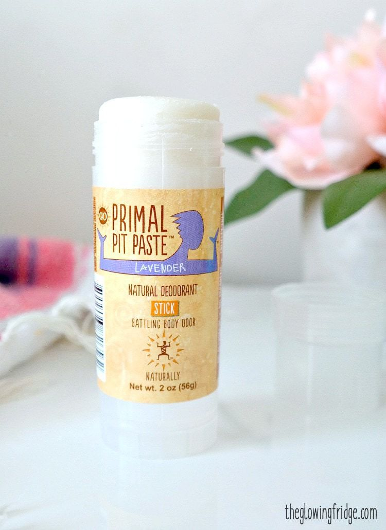 The BEST All-Natural, Cruelty-Free, Aluminum-Free Vegan Deodorant (and why you need an armpit detox!) PLUS, how and why you should switch from conventional to natural! From The Glowing Fridge