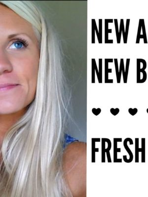 New Apartment, New Beginnings and Two New Vlogs!