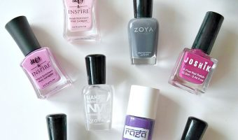 Better For You Nail Polishes