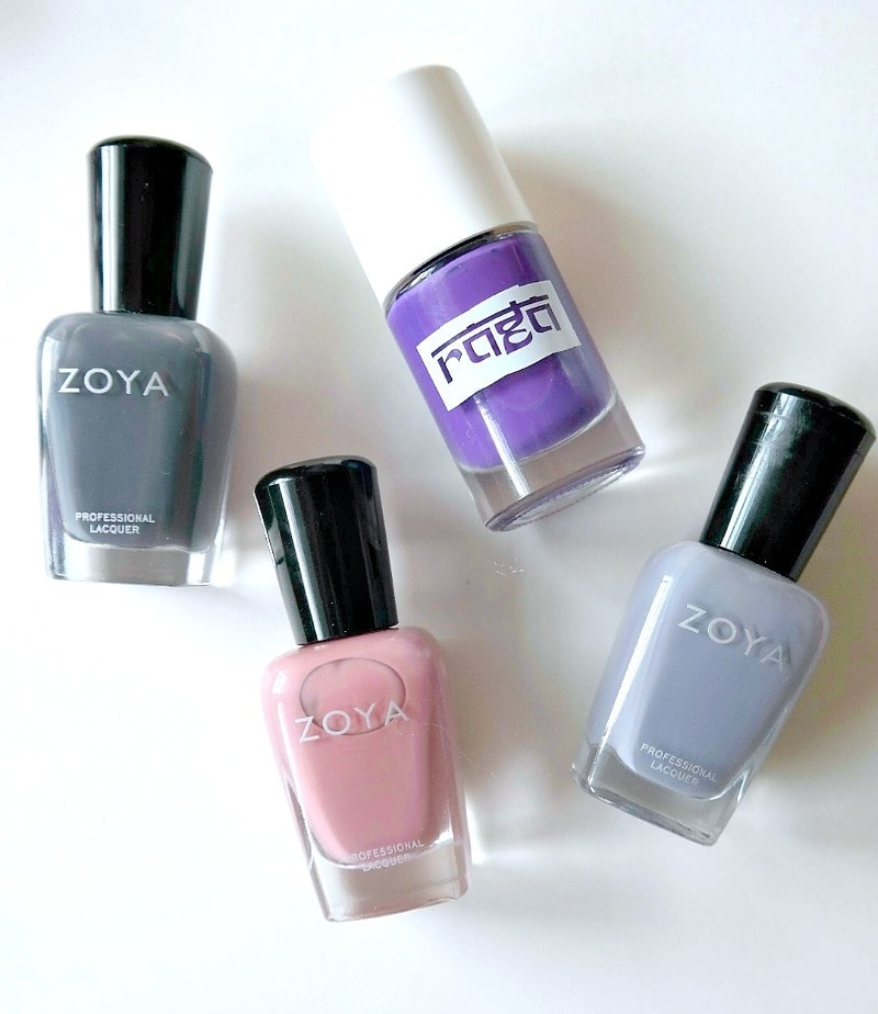 "'Better For You' Nail Polishes. Vegan, Cruelty-Free and ""5-Free"". A list of the best brands that are healthier for us and the environment! #5free #nail #polish #vegan"