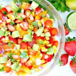 End-of-Summer Salsa