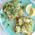 Quick and Easy Avocado Toast