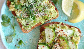 Quick and Easy Avocado Toast