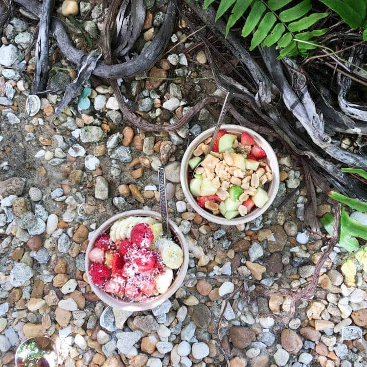What I Ate: 9 Plant Based Breakfast Ideas. Acaî Bowl