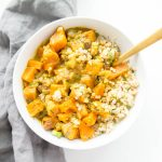 Swift Sweet Potato Coconut Curry (& GIVEAWAY!)