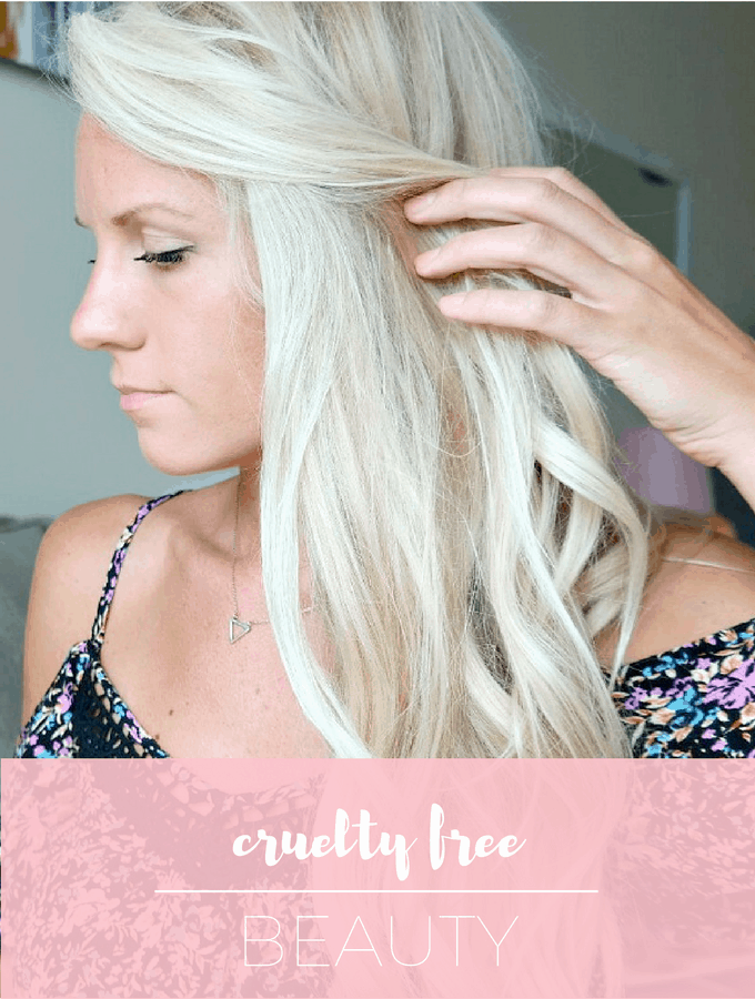 cruelty free beauty