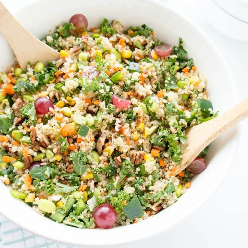 California Chopped Kale Salad