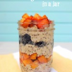This Thing Called Life + Berry Peachy Overnight Oats