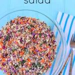 Chopped Detox Salad