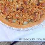Rosemary Pear Pie Crisp
