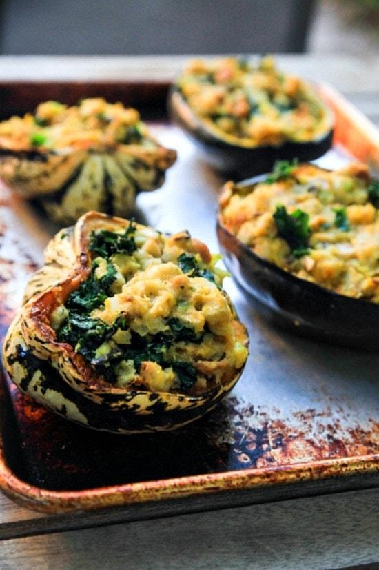 30 Vegan Thanksgiving Recipe Ideas 187 The Glowing Fridge
