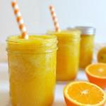 Golden Glow Elixir Juice