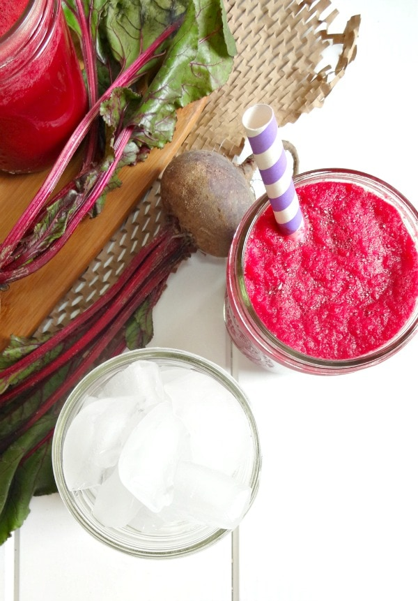 Rosy Glow Refresher Juice - invigorating, energizing, cleansing and detoxifying - this thirst quenching juice is perfect for a healthy glow!