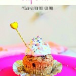 Single Serving Chocolate Chip Cupcake