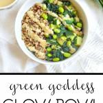 Green Goddess Glow Bowl