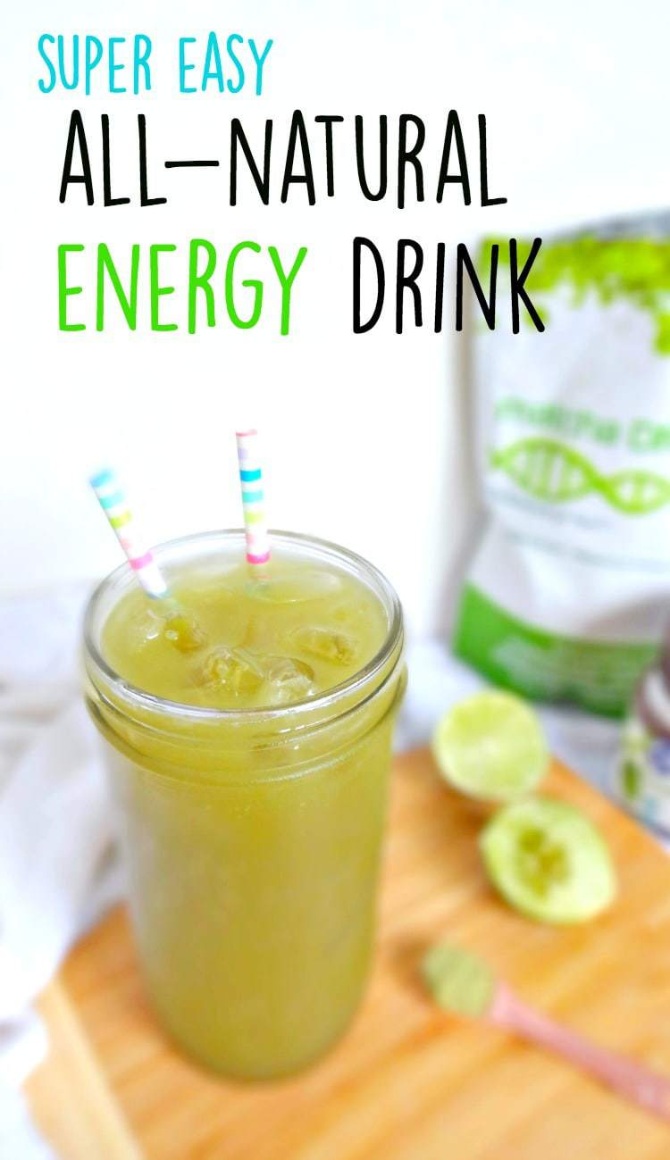 Homemade Energy Drink Without Caffeine