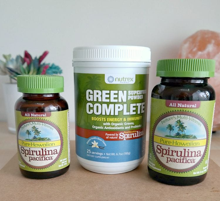 Superfood Spirulina Powder