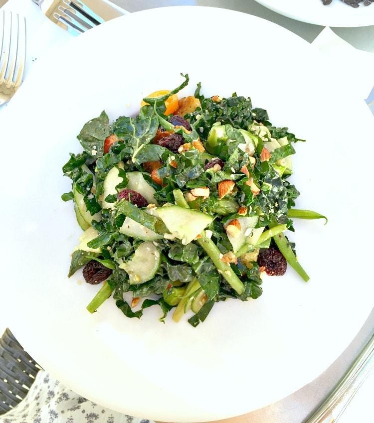 California Kale Salad