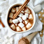 Homemade Vegan Hot Chocolate
