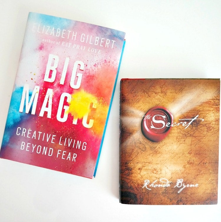 Favorite Books: Big Magic and The Secret