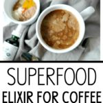 Superfood Elixir For Coffee