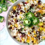 Fiesta Lime & Black Bean Rice