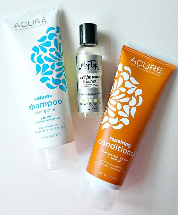 Vegan & Cruelty-free Hair Care Products I Love - Clarifying Treatment, Shampoo, Conditioner, Dry Shampoo, Shine Spray, Brushes and more! From The Glowing Fridge #vegan #crueltyfree #hair #care #products
