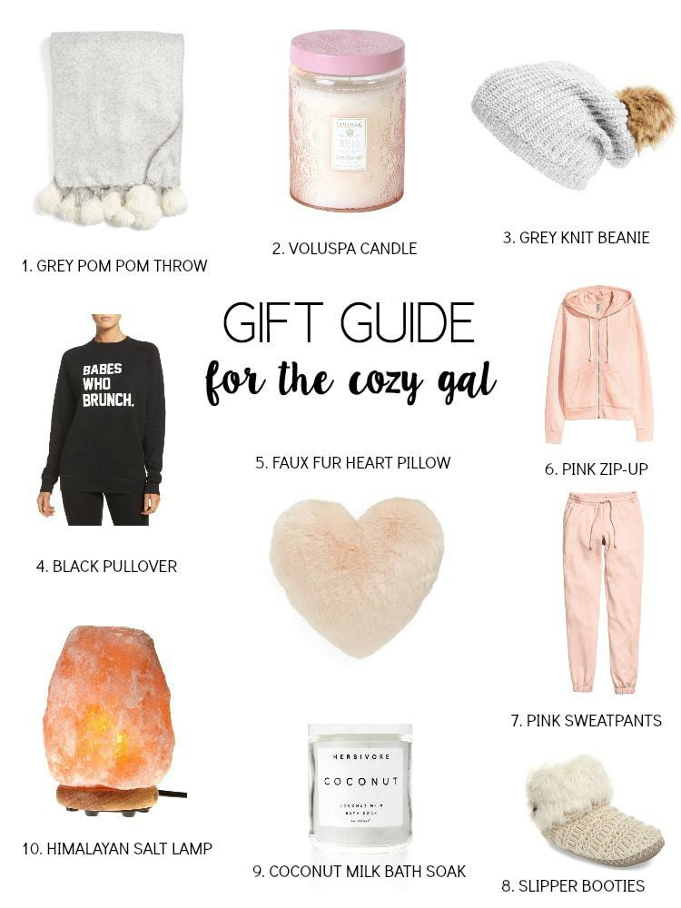 2016 Vegan Holiday Gift Guide for getting cozy at home!
