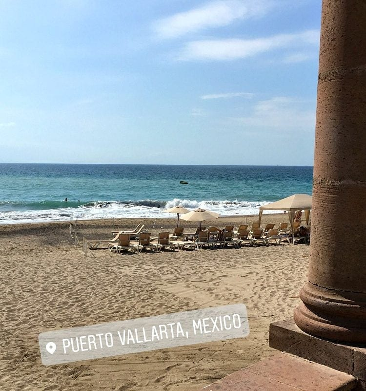 Blog Makeover and Puerto Vallerta Vacay