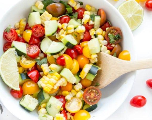 Summer Glow Salad