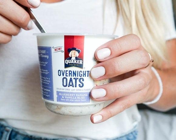 Overnight Oats Made Easier