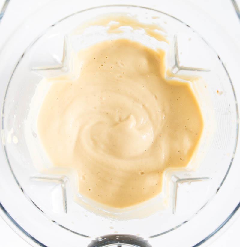 Creamy Cashew Cauliflower Alfredo Sauce