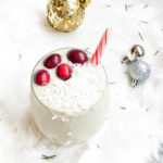 Holiday White Peppermint Smoothie